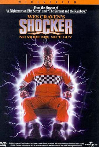 Shocker ( Widescreen ) DVD Movie
