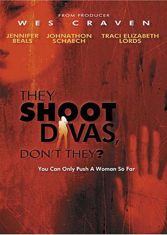 They Shoot Divas, Don't They DVD Movie