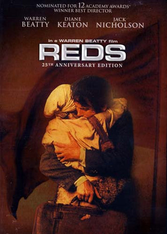 Reds (25th Aniversary Edition) DVD Movie
