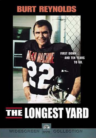 The Longest Yard (Widescreen) (Robert Aldrich) DVD Movie