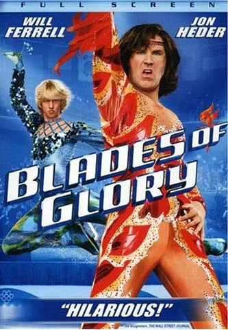 Blades of Glory (Full Screen Edition) DVD Movie