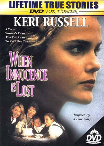 When Innocence Is Lost DVD Movie