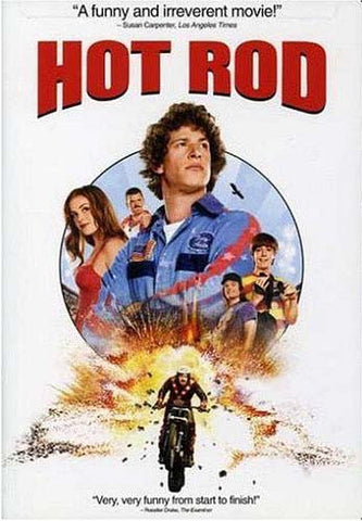 Hot Rod DVD Movie