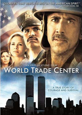 World Trade Center (Widescreen Edition) DVD Movie