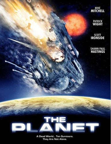 Planet, The DVD Movie