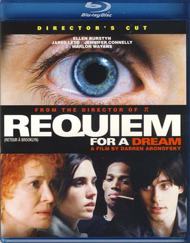Requiem for a Dream (Director s Cut) (Bilingual) (Blu-ray) BLU-RAY Movie