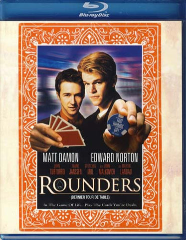 Rounders (Bilingual) (Blu-ray) BLU-RAY Movie