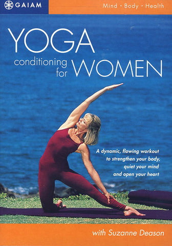 Yoga Conditioning for Women DVD Movie