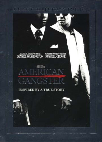 American Gangster 3-Disc Collector's Edition (Boxset) DVD Movie