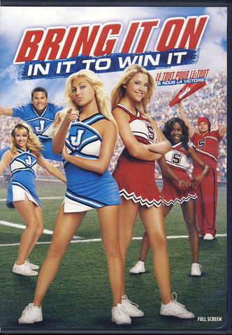 Bring It On - In It To Win It (Full Screen) (Bilingual) DVD Movie