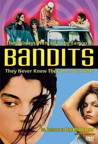 Bandits (Jasmin Tabatabai) DVD Movie