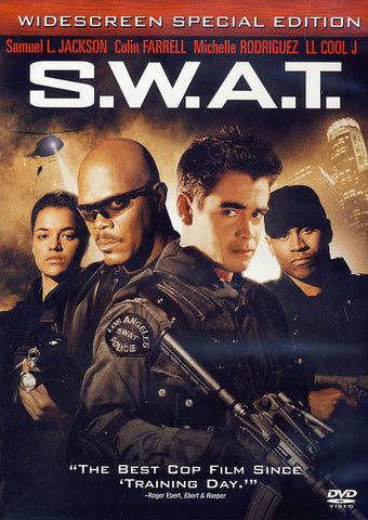 S.W.A.T. (Widescreen Special Edition) DVD Movie