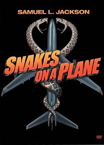 Snakes on a Plane (Full Screen Edition) DVD Movie