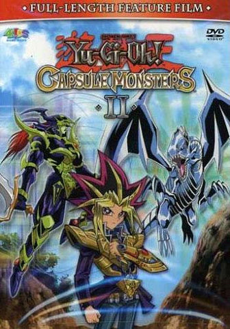 Yu-Gi-Oh! - Movie - Capsule Monsters - Part 2 DVD Movie