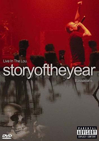 Story of the Year - Bassassins DVD Movie