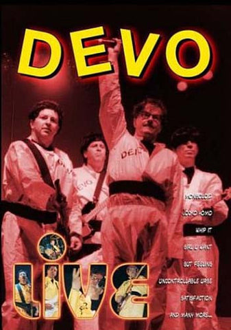 Devo - Live DVD Movie