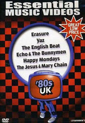 Essential Music Videos - '80s UK