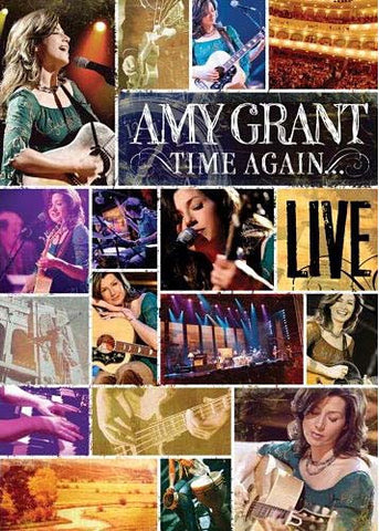 Time Again - Amy Grant Live All Access DVD Movie
