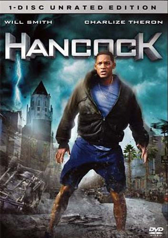 Hancock (Single-Disc Unrated Edition) DVD Movie