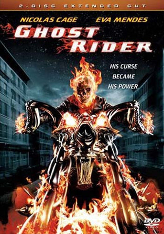 Ghost Rider (Two-Disc Extended Cut) DVD Movie
