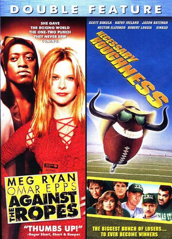 Against the Ropes/Necessary Roughness (Double Feature) DVD Movie