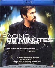 88 Minutes (Bilingual) (Blu-ray)
