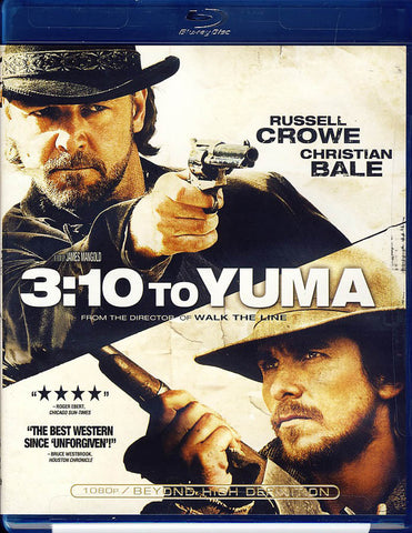 3:10 to Yuma (Blu-ray) BLU-RAY Movie