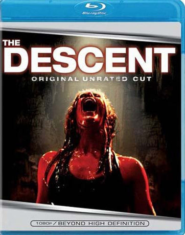 Descent (Original Unrated Cut), The (Blu-ray) BLU-RAY Movie