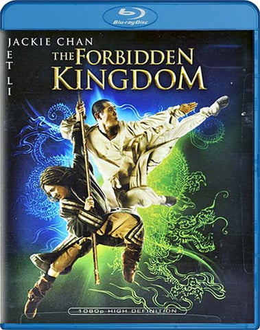 The Forbidden Kingdom (2-Disc Special Edition)(Bilingual) (Blu-ray) BLU-RAY Movie