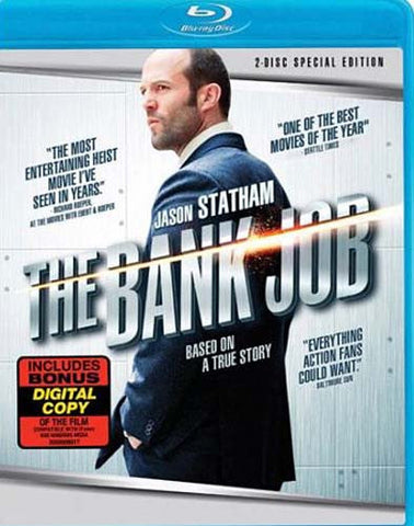 The Bank Job (Two Disc Special) (Blu-ray) BLU-RAY Movie