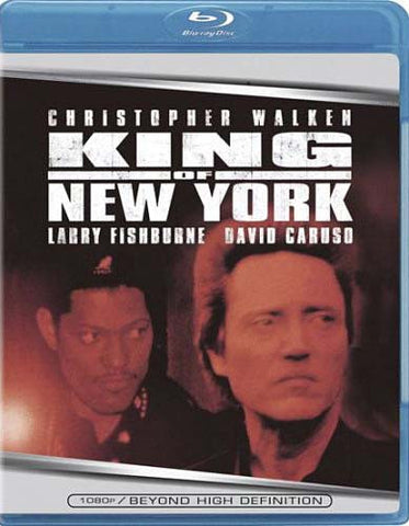 King Of New York (Blu-ray) BLU-RAY Movie