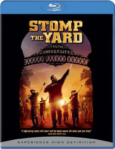 Stomp the Yard (Blu-ray) BLU-RAY Movie