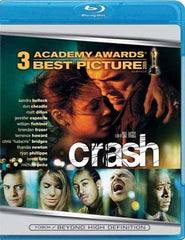 Crash (Paul Haggis) (Blu-ray)