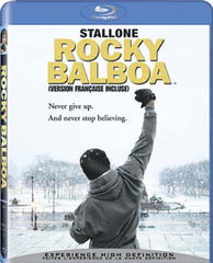 Rocky Balboa (Bilingual) (Blu-ray) (USED)