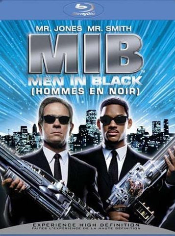 Men in Black (Blu-ray) BLU-RAY Movie