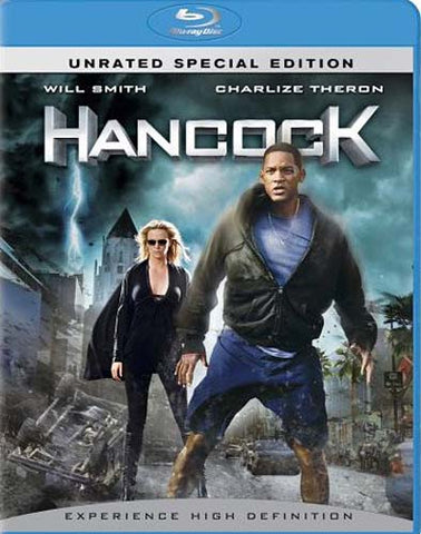 Hancock (Unrated Special Edition) (Blu-ray) BLU-RAY Movie