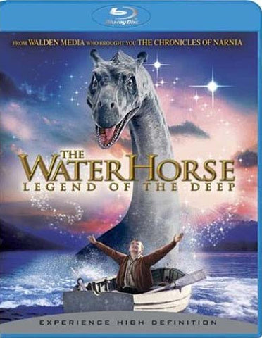 The Water Horse -Legend of the Deep (Blu-ray) BLU-RAY Movie