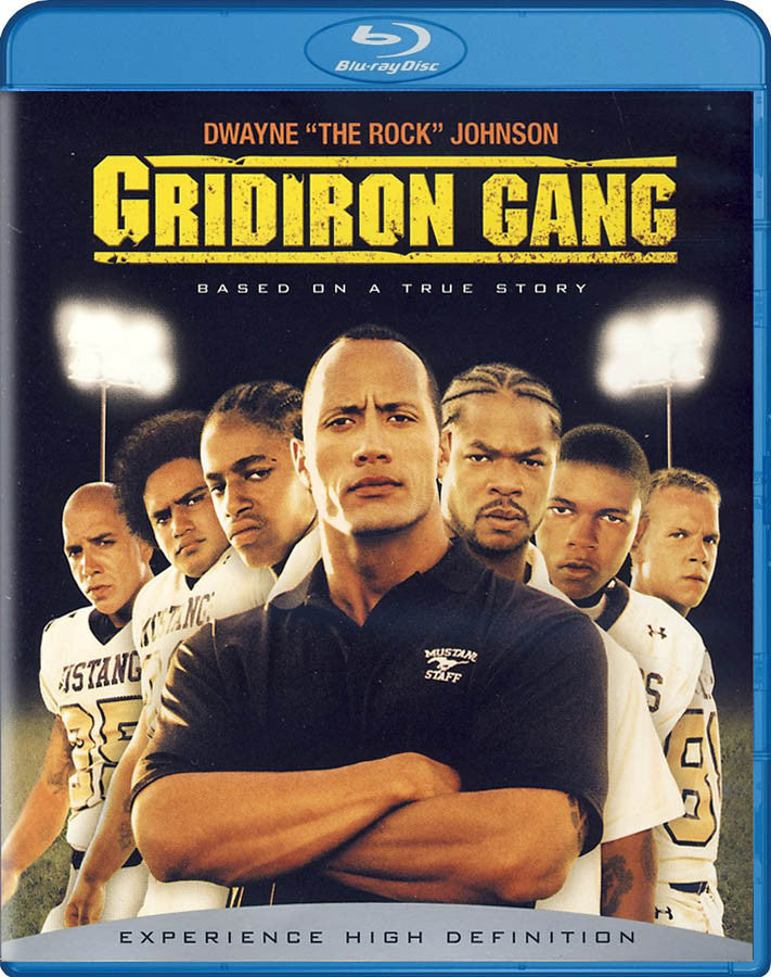 questions for gridiron gang Rating73 times rated12 popularity625 created bythe_game  difficultyaverage 1 which film has the rock not stared in gridiron gang.