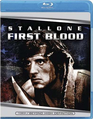 Rambo - First Blood (Blu-ray) BLU-RAY Movie