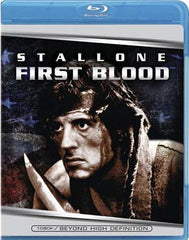 Rambo - First Blood (Blu-ray)