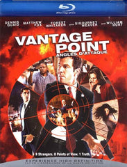 Vantage Point (Bilingual) (Blu-ray)