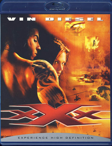 XXX (Bilingual)(Blu-ray) BLU-RAY Movie
