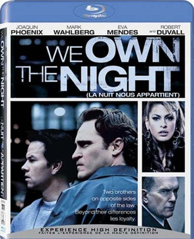 We Own the Night (Blu-ray) BLU-RAY Movie