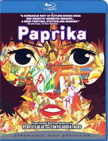 Paprika (Blu-ray) BLU-RAY Movie