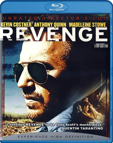 Revenge (Unrated Director's Cut) (Blu-ray) BLU-RAY Movie