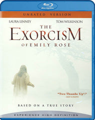 The Exorcism of Emily Rose - Unrated (Blu-ray)