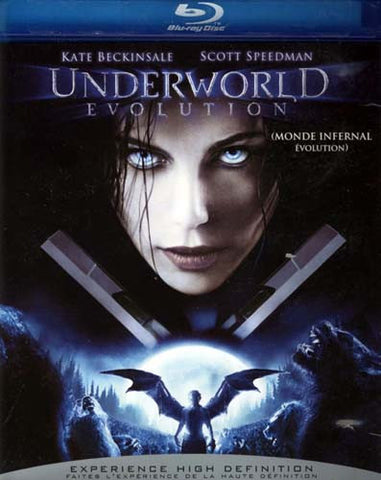 Underworld Evolution (Blu-ray) BLU-RAY Movie