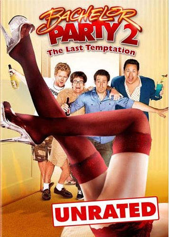 Bachelor Party 2 - The Last Temptation (Unrated) DVD Movie
