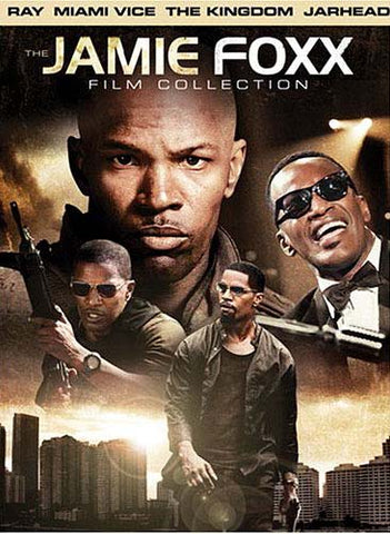 The Jamie Foxx Film Collection (Ray/Miami Vice/The Kingdom/Jarhead) (Boxset) DVD Movie