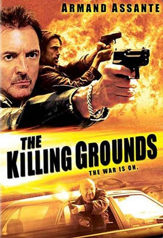 The Killing Grounds (Ivan Nichev) DVD Movie
